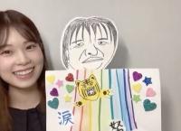 吉川七瀬が描いた湯浅順司wwww