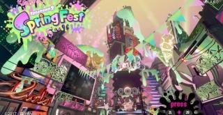 『スプラトゥーン2』世界合同フェス「Spring Fest」の開催が決定!新ブキ「ブキチセレクション」の配信日も決定!
