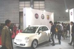 【大阪モーターショー】イタリア車3ブランド、フィアット、アバルト、アルファロメオが勢揃い
