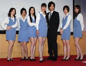 【ドラマ/視聴率】初回の視聴率は18.3%!!江角マキコ主演の「ショムニ2013」
