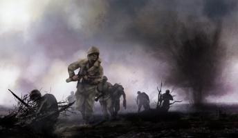 兵士「俺、この戦争が終わったら結婚……したくねえええええ!!!」