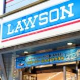 『【残当】ローソンさん、迷走の結果ついにファミマに逆転されて3位転落wwwwwww』の画像