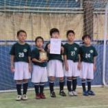 『[Jr2]川越水上公園ミニサッカー大会』の画像