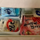 冷凍庫を整理 (⌒-⌒; )