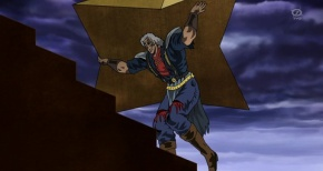 【北斗の拳 イチゴ味】第3話 感想 聖帝十字陵でシュウ様と遊ぼう