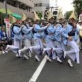 The Koenji Awa dance festival in 2019