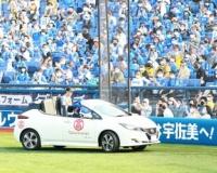 西武・十亀剣投手のリリーフカー「フライング」に阪神・岩貞「心中お察しします」→十亀「恐れ入ります」