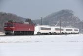 『2014/2/26運転 651系4両郡山総合車両センター出場配給』の画像
