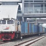 『ブカシ線、Jatinegara~Cakung間複々線供用開始!!(4月12日)』の画像