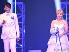 【祝w】元なでしこ・丸山桂里奈 (37) と元日本代表GK本並健治氏 (56)が結婚www