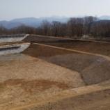 『玖珠町太陽光発電所 調整池進捗状況』の画像