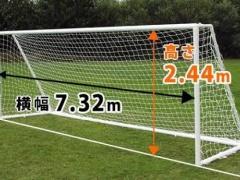 サッカーとかいう身長7mのデブが寝てたらゴールできないスポーツ…w