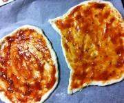 ピザ作ったったwwww