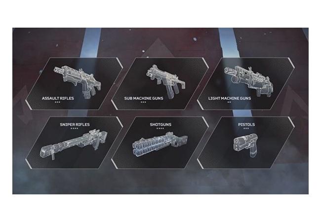 【APEX LEGENDS】現在のDPSランキング・武器