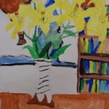 『花を描いてみよう』の画像
