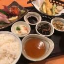 【博多】博多駅デイトスでおさしみ定食が食べられるお店。