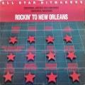 "Spotifyでプレイリストを作るのが楽しい。""Rockin' To New Orleans All Star Hitmakers""って聴いたことある?"