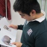 『【早稲田】紙粘土で製作』の画像