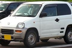 ホンダが軽自動車規格のSUVを開発中、N-BOXがベースのハスラー対抗