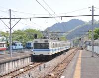 『秩父鉄道 三峰口駅でのできごと』の画像