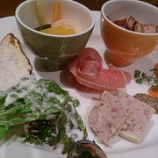 『パリのオープンカフェのようなビストロ@パン デ メレ (Pan de mere)』の画像