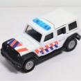 何気に彩色凝ってます!【トミカ紹介】AEON NO.58 Jeep ラングラー オランダ警察仕様