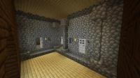 森の洋館リフォーム ~ 木のアーチ部屋&大きな監獄