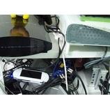 『モンスターハンターポータブル3(モンハン3):PSP(PSP-3000)でプレイ動画をHDMIで録画する。もちろんディスプレイは大画面で。』の画像
