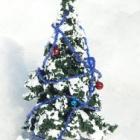 『FUJIIさんのジオラマ「クリスマスツリー」』の画像