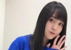 【神GIF】最近、賀喜遥香ちゃんが痩せてて心配だわ