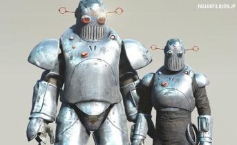 Mechanist Power Armor
