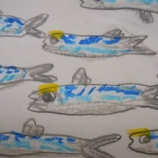 『魚を描こう6』の画像