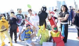 【コスプレ】   日本最大のオタクイベント 「コミックマーケット」の コスプレの写真を見ていこうぜ!写真一覧。   【海外の反応】