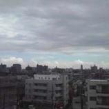 『雨が降ってから晴れました』の画像
