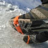 """『レビュー:凍結・雪道の転倒対策!靴に付ける滑り止め NORDIC GRIP (ノルディックグリップ) """"ミニ""""』の画像"""