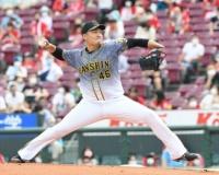 阪神秋山(対広島カープ)7登板5勝1敗防御率1.49←これ