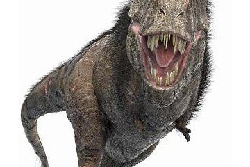 またティラノサウルスの最新画像が公開 気持ち悪いwww