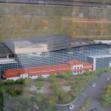 『これが正解?マンガライ駅重層化完成予想図』の画像