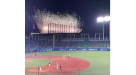 【動画】ジャニーズ事務所、プロ野球の試合中断を謝罪…「嵐フェス2020」花火の煙と風船が侵入