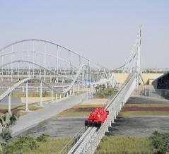 時速240km、フェラーリ・ワールドにある世界最速のジェットコースターを体感できる動画