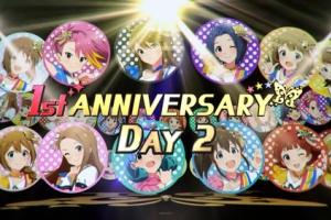 【ミリシタ】「1st ANNIVERSARY」DAY2はまつり、奈緒、星梨花、千早!&今後のメンバー予想