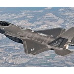 航空自衛隊の次期主力最新鋭ステルス戦闘機「F-35A」、試験飛行に成功 2017年以降に配備予定