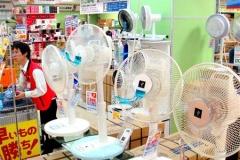 安い扇風機を買ったら風が全く来ないんだが