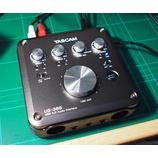 『USBオーディオインターフェース TASCAM US-366を買って使ってみている。SG的にレビューする。』の画像