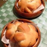 『クルミパンとツイスト食パン』の画像