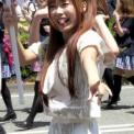 2014年横浜開港記念みなと祭国際仮装行列第62回ザよこはまパレード その24(ヨコハマカワイイパレード)の3(でんぱ組.incディアステージ)