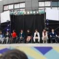 東京大学第65回駒場祭2014 その69(ミス&ミスター東大コンテスト2014の1)候補者全員集合