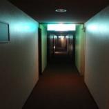 『【ホテルでの恐怖体験】「シミの正体」「笑い声」』の画像