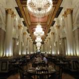 『ドバイ『ジュメイラ・ザビール・サライ』朝食は王宮レストランで』の画像