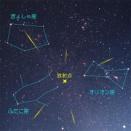 お月様、今夜は休んで!『オリオン座流星群』